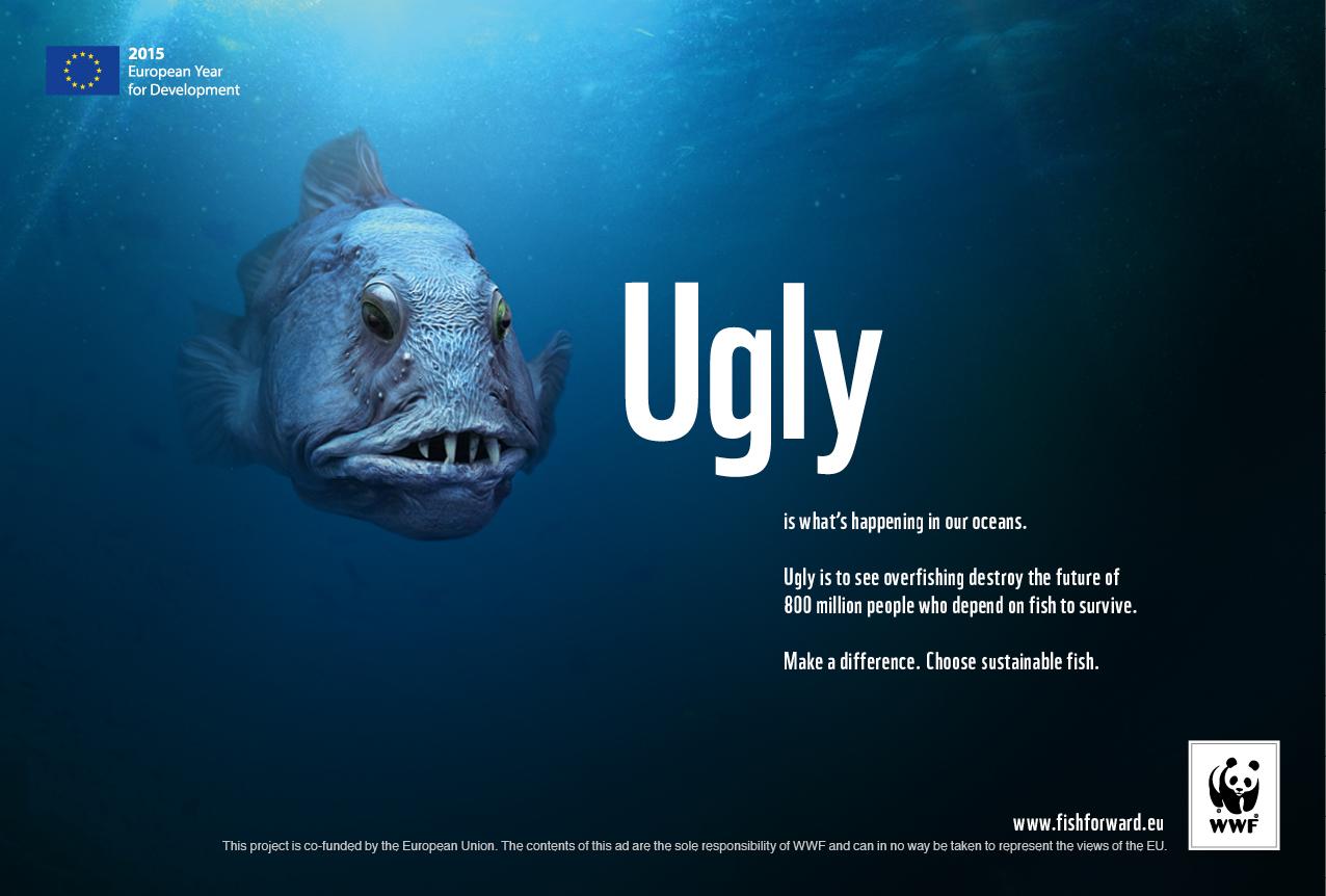 """Ugly"" Ad"