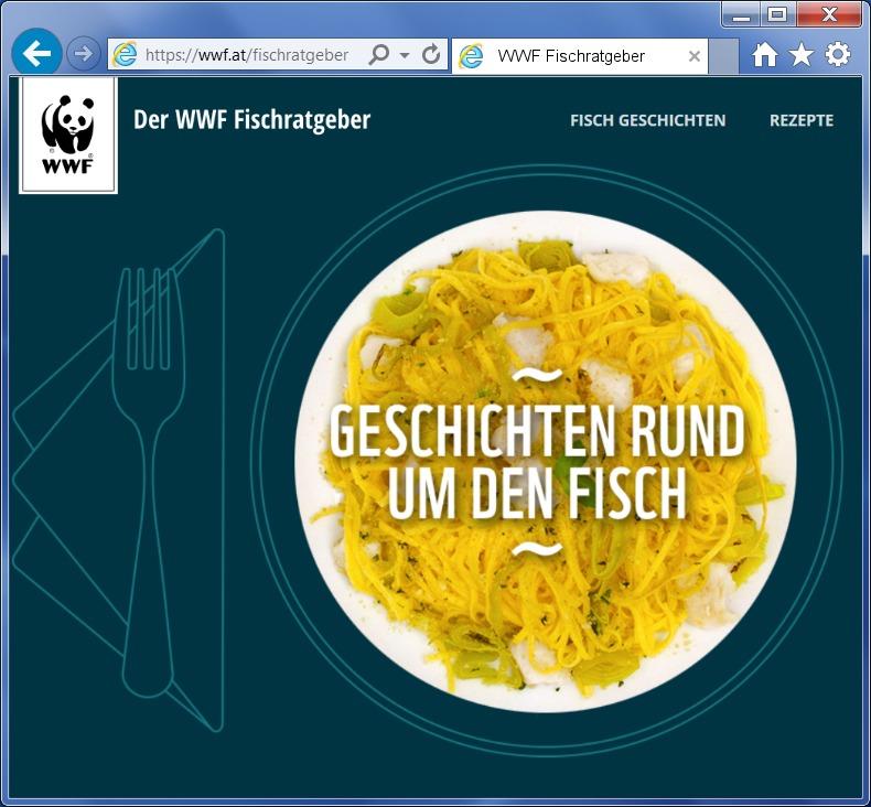Vorschaubild WWF Online-Fischratgeber