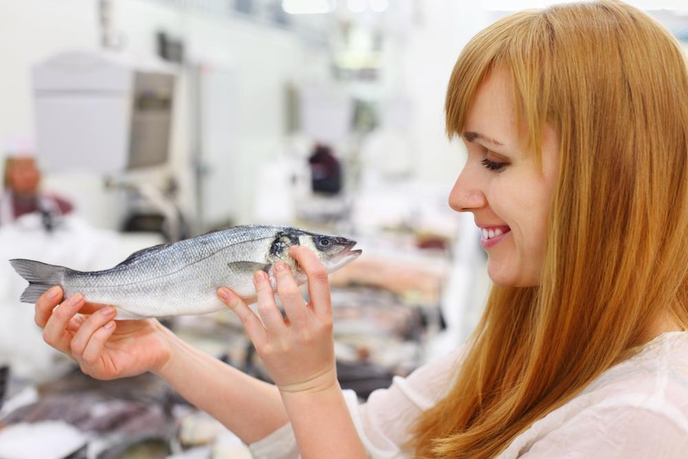 Augen auf beim Fischeinkauf!