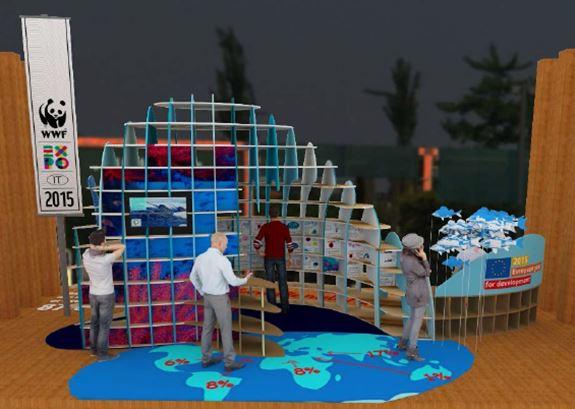 Pesce sostenibile in EXPO 2015 dal 18 al 25 ottobre