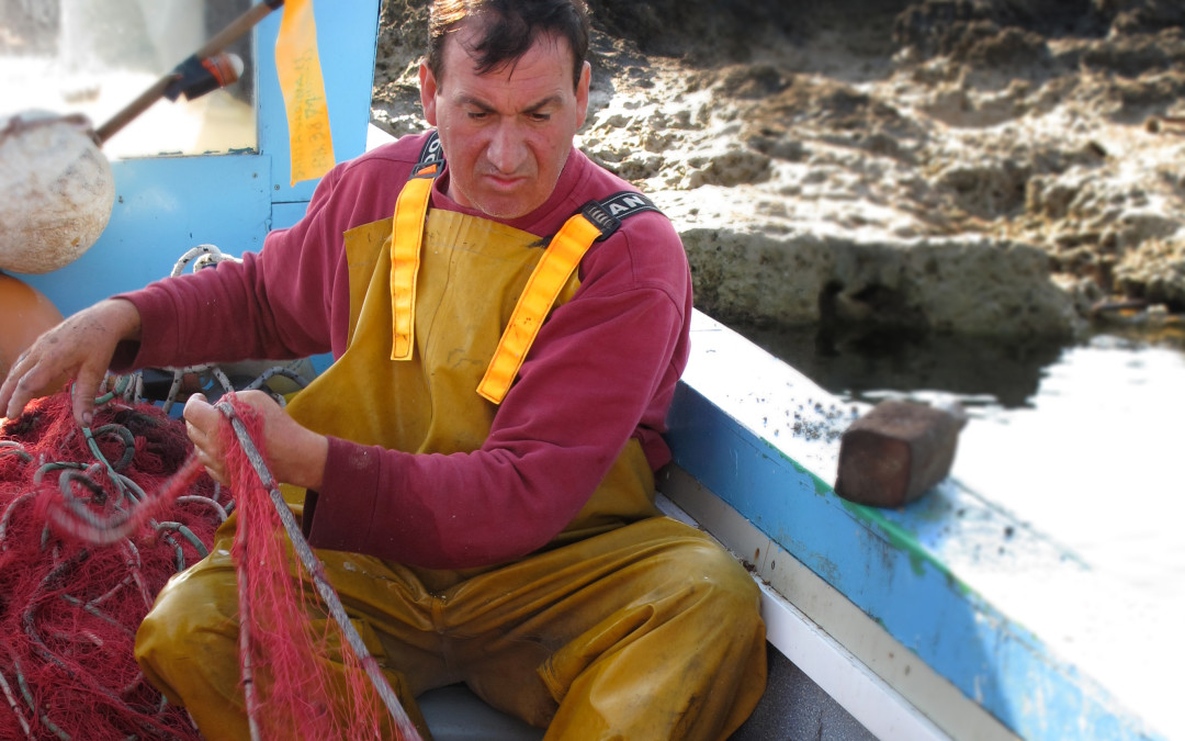 Meet Michele – The Sustainable Fishermen