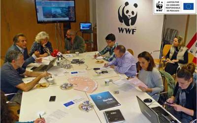 WWF lanza una nueva campaña en la UE para fomentar la compra responsable de pescado y marisco