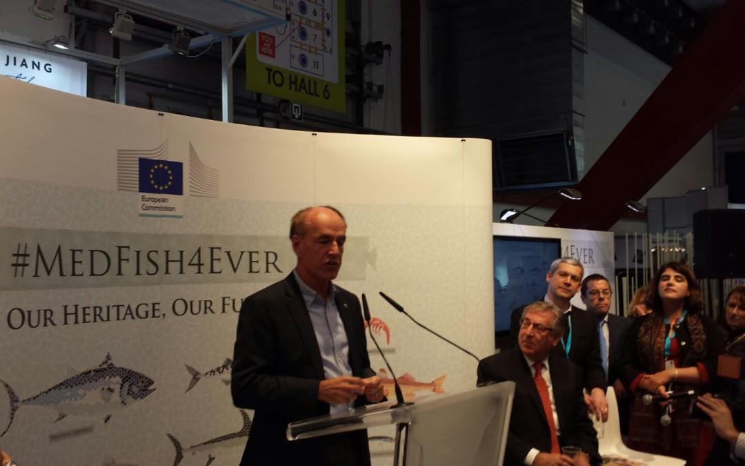 WWF pozdravlja kampanju Europske unije čiji je cilj rješavanje krize ribljih stokova na Mediteranu