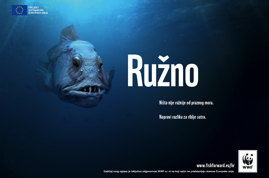 """Ana Grgić, Barbara Kolar i Marina Orsag su ambasadorice WWF-ovog projekta o važnosti odabira """"prave"""" ribe"""