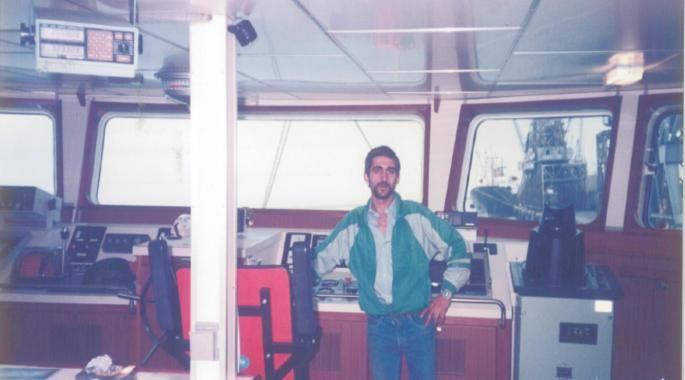 Historia de un pescador Entrevista con Francisco Ángel Calvo, capitán de pesca jubilado.