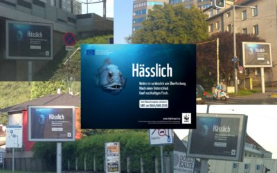 Austria: Ugly WWF campaign