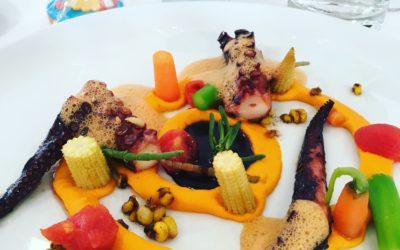 Concurso culinário Fish Forward