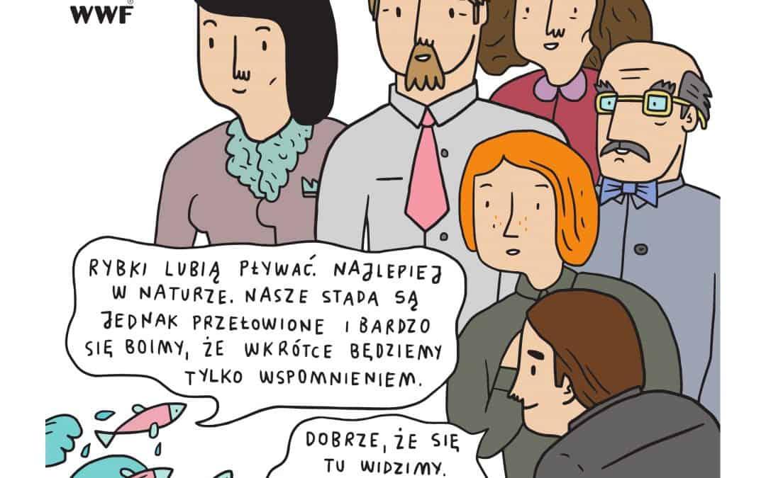 Wreszcie ryby mają głos. Okrągły Stół dla Biznesu WWF Polska