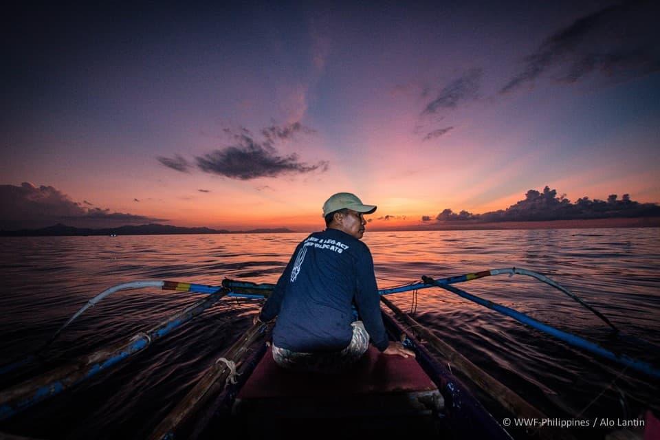 Нощните рибари на Филипините