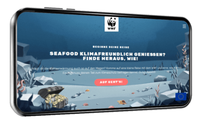 Using Gamification for Conscious Fish Consumption: WWF and TUNNEL23 Start Interactive Online Campaign