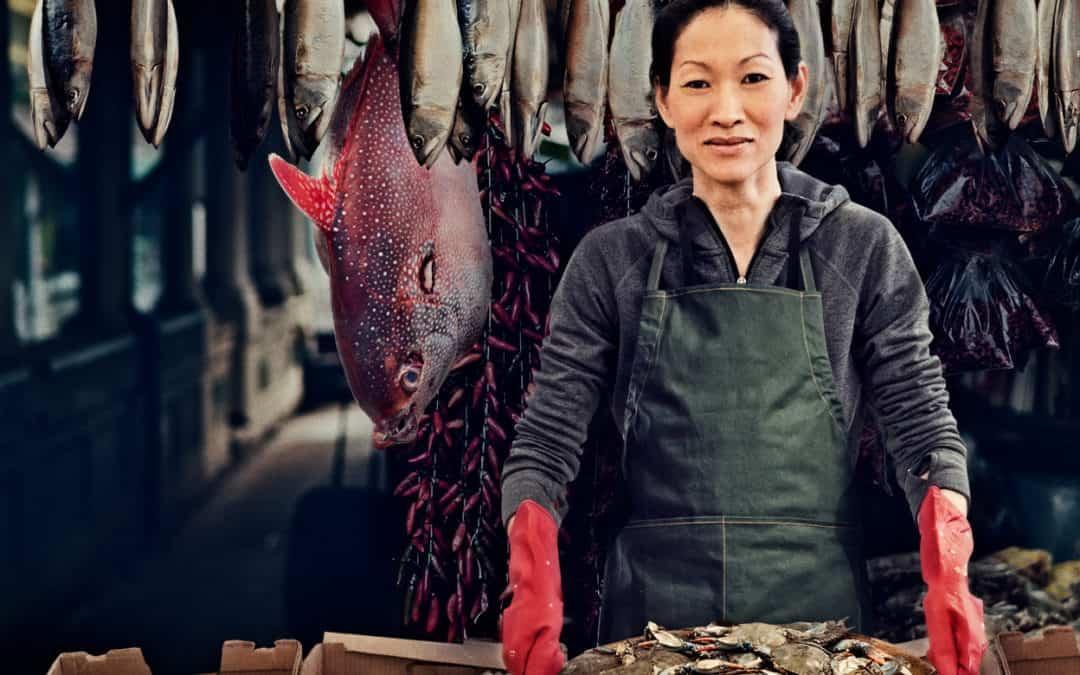 W Dzień Kobiet, przyglądamy się ich sytuacji w światowym sektorze rybołówstwa
