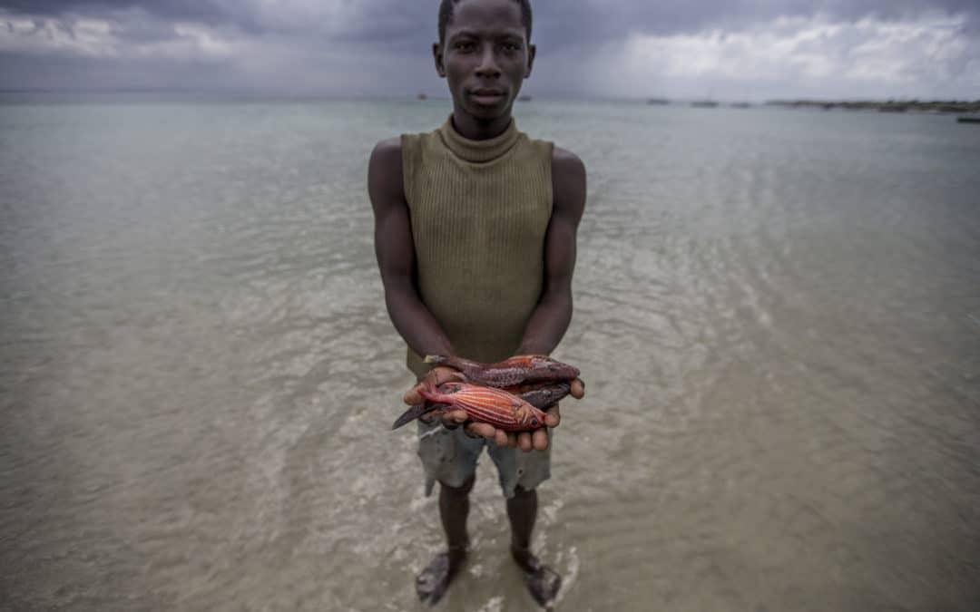 Fiskere i udviklingslande bliver hårdest ramt af klimaforandringer